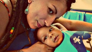 Gabriela se synem