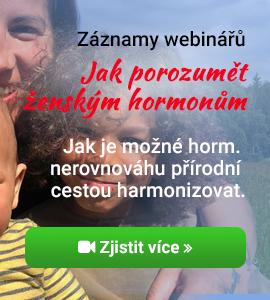 Webináře natéma Jak porozumět ženským hormonům